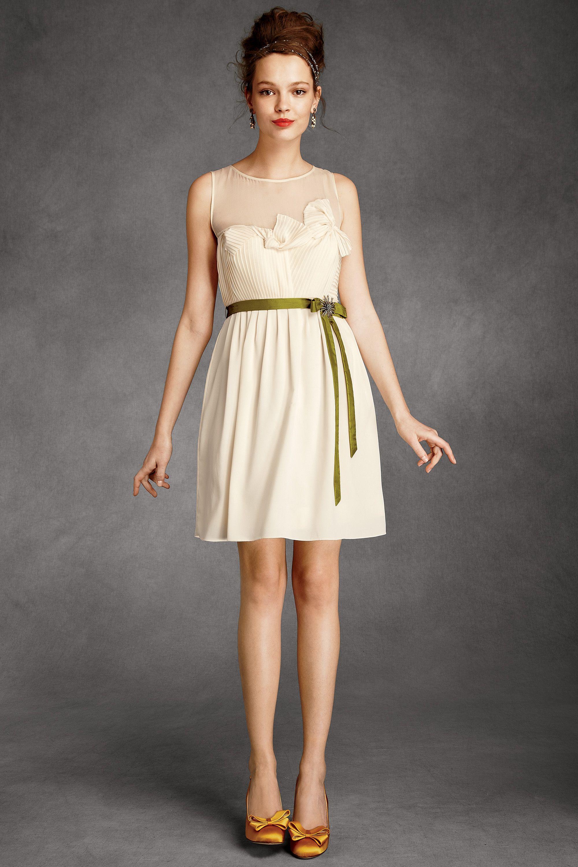 Origami Pleated Dress