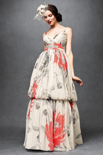 Prom dress short zinnia