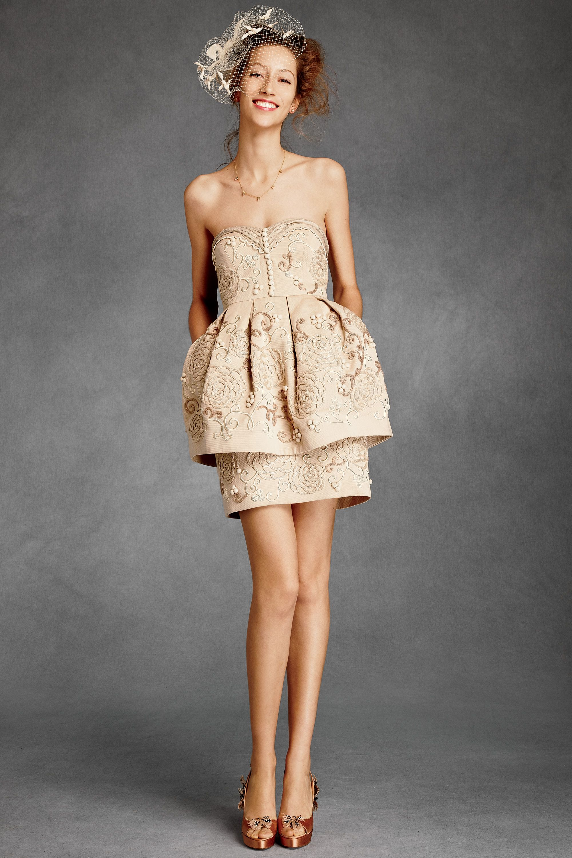Filigree Cupcake Dress