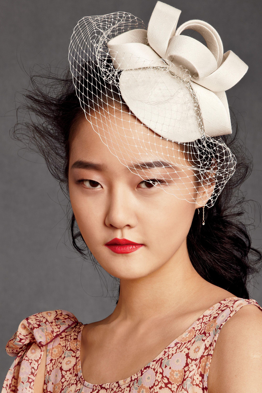 Silk Coil Hat