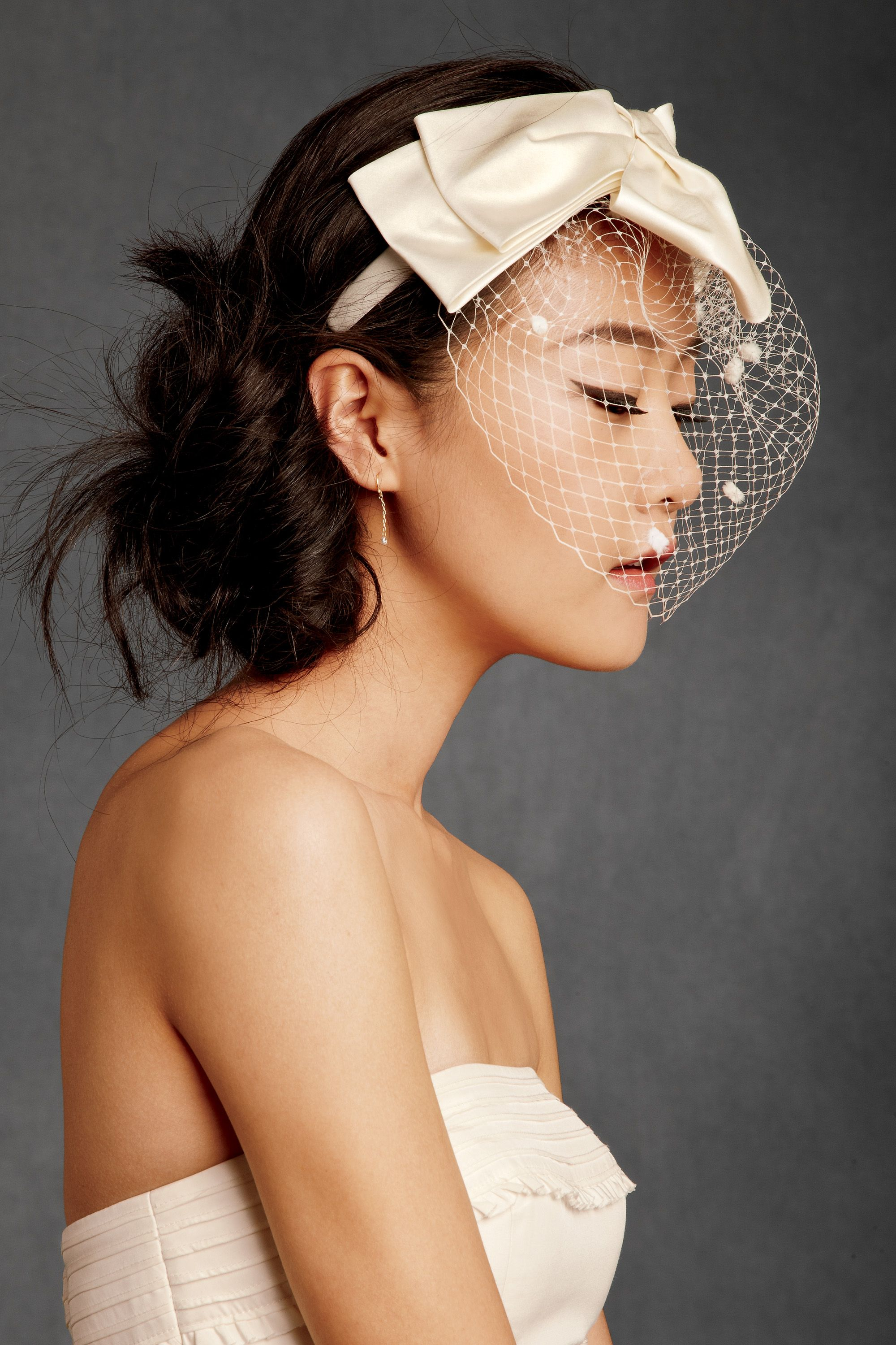 Languid Bow Headband