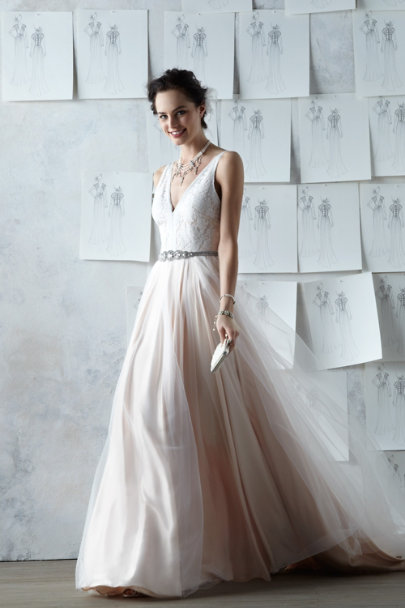 Heirloom Gowns: Look 1 | BHLDN