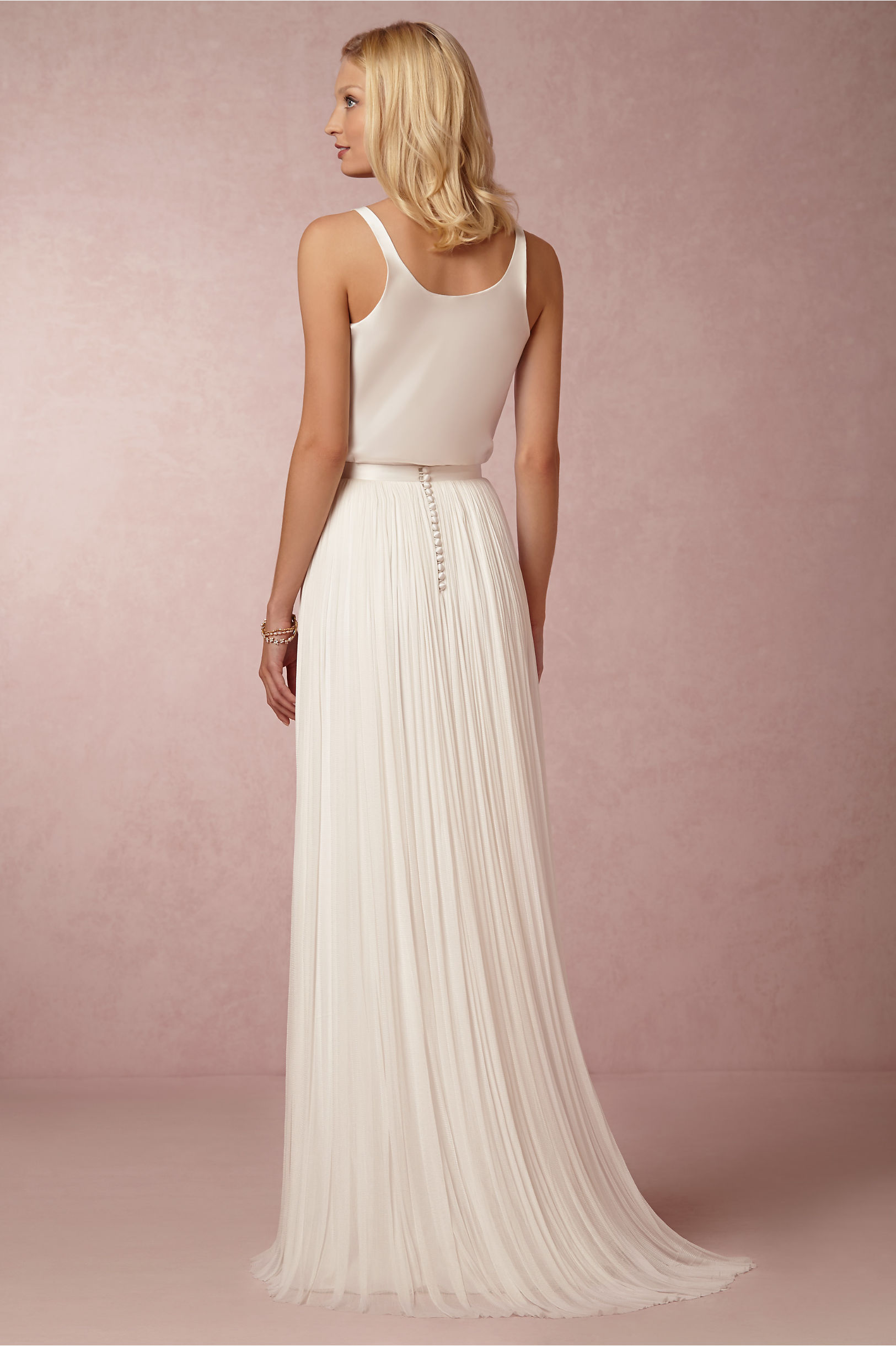 Casual, non-wedding, wedding dress?