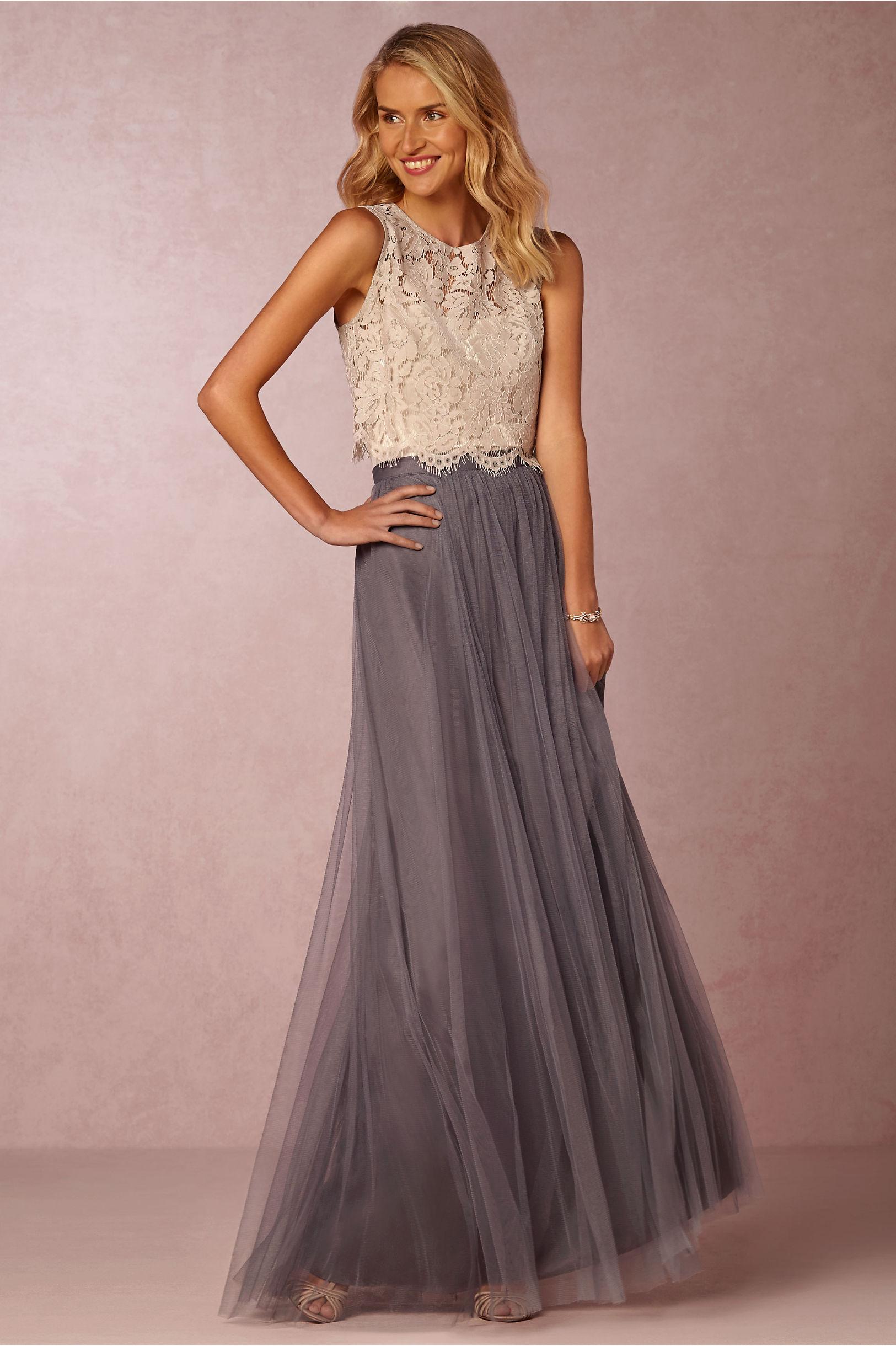 Lace Bridesmaid Dresses | Long & Short Styles | BHLDN