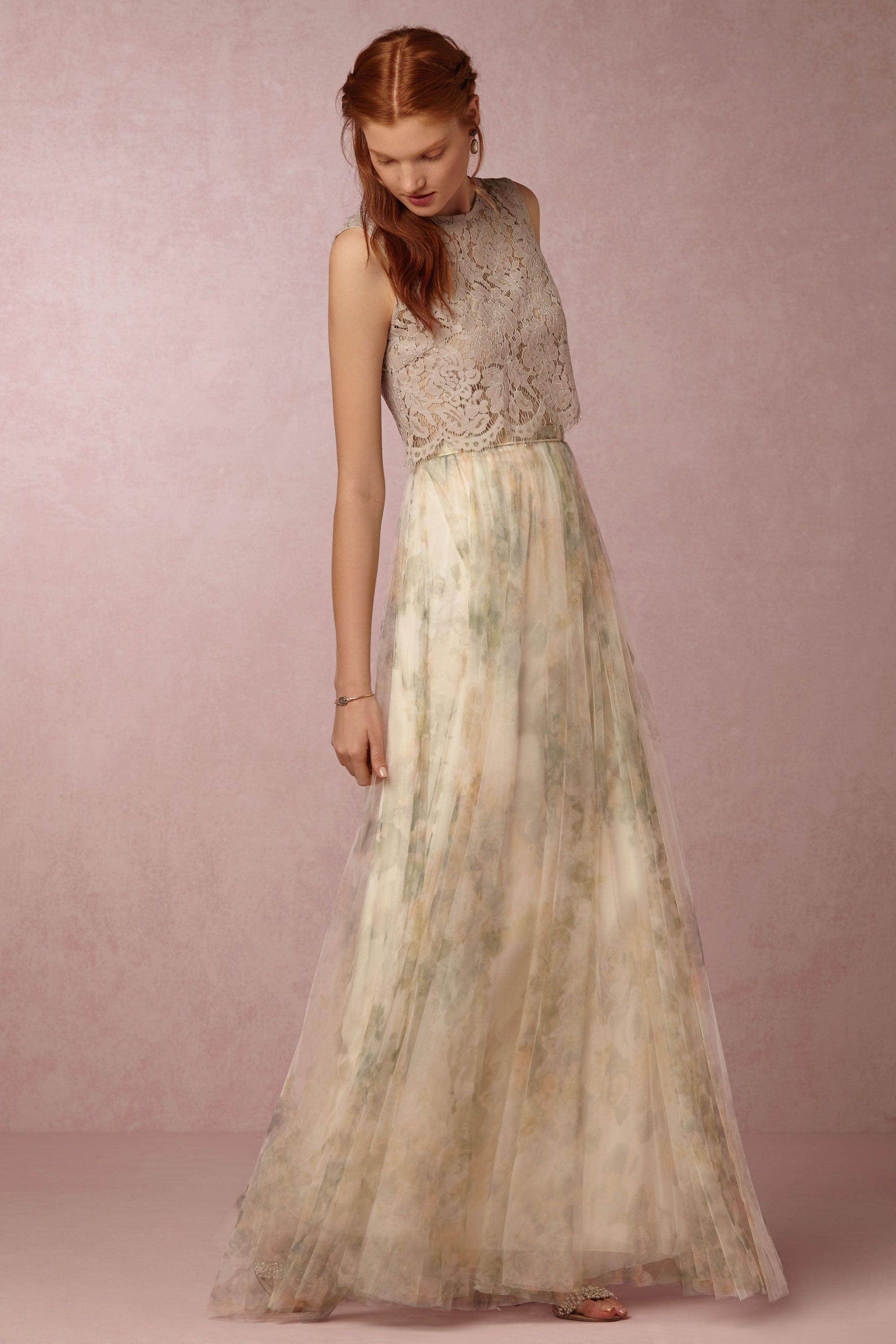 Cleo Top Louise Skirt in Occasion Dresses BHLDN
