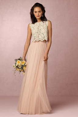 Bridesmaid Skirt And Top 34