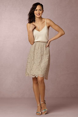 Liv Cami & Lydia Lace Skirt