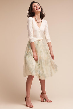 Perla Cardigan Top & Lucy Skirt