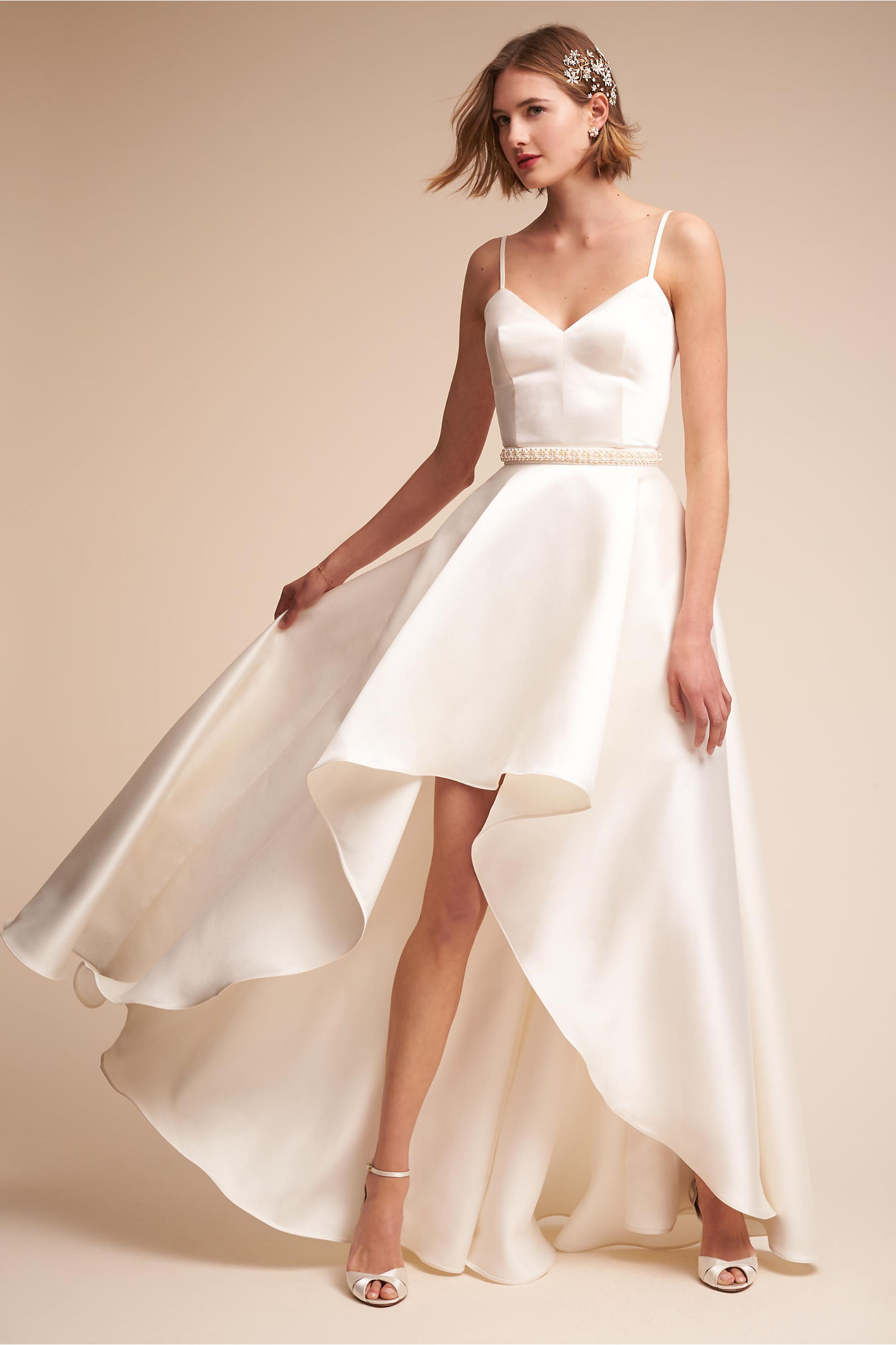 New Wedding Dresses, Shoes & Accessories | BHLDN