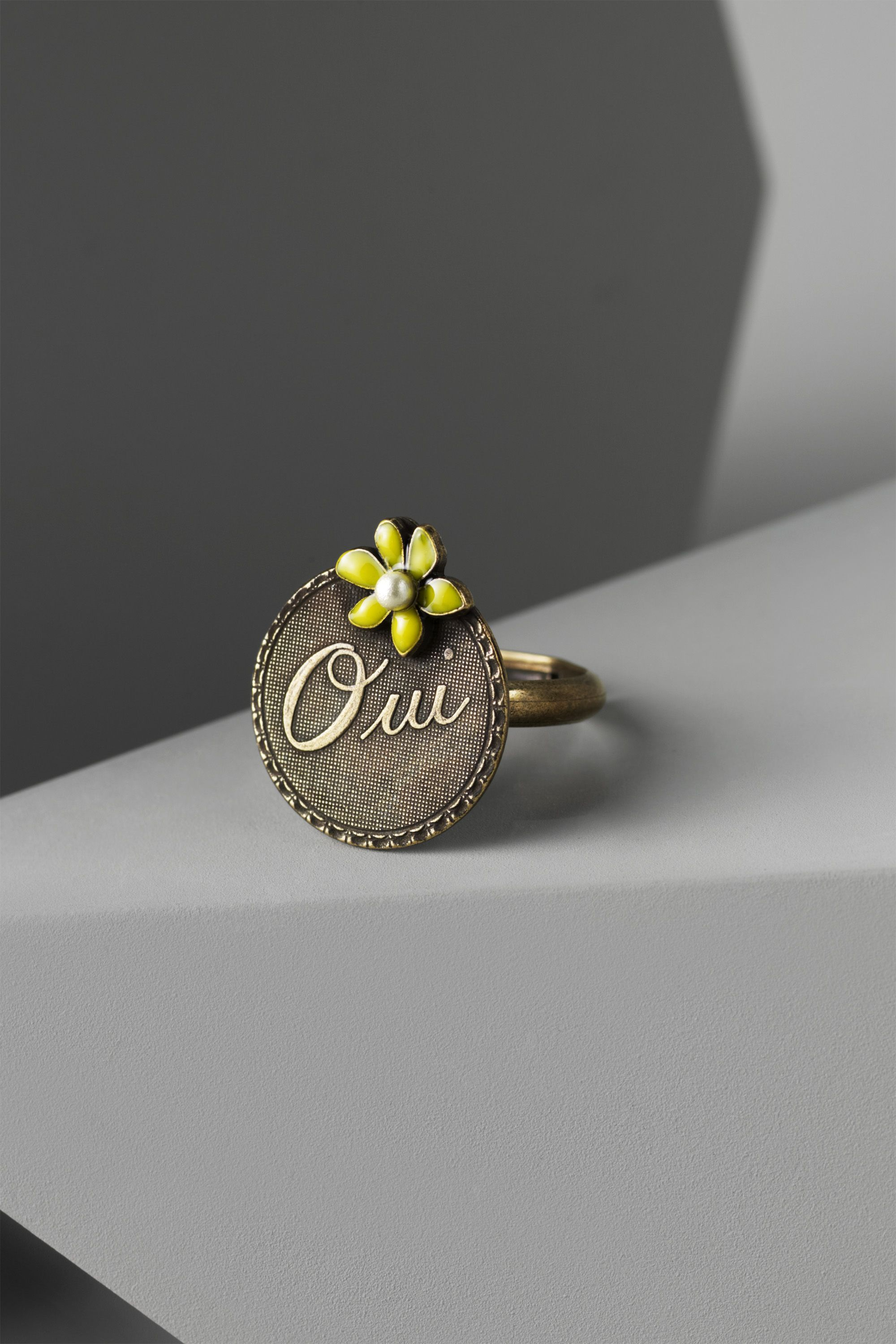 Foreign Affirmation Ring