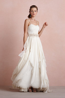 Cascading Goddess Gown