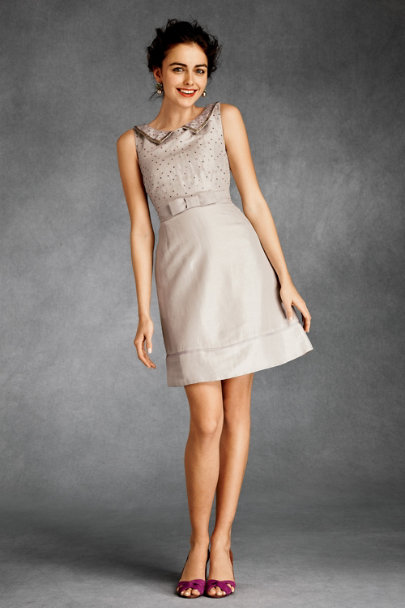 Hitherto Cloud Pastille Mini Dress | BHLDN