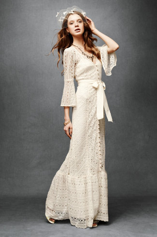 Off the rack wedding dresses for 1000 or less the broke ass bhldn junglespirit Choice Image
