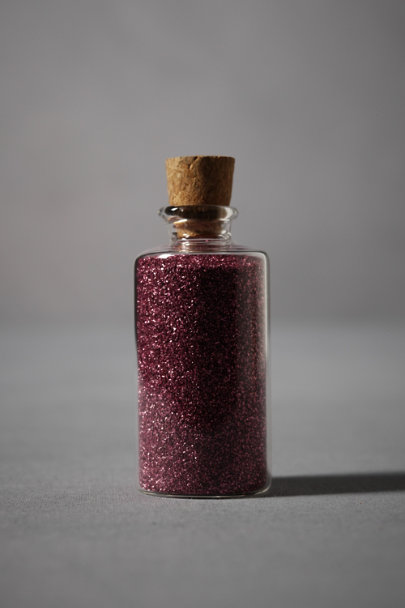 Pink Glass Glitter | BHLDN
