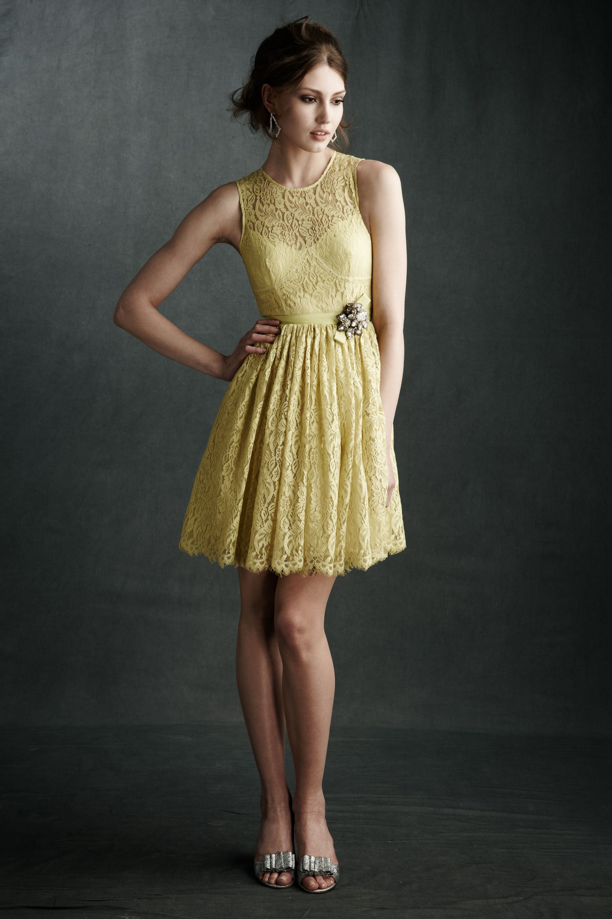 Limoncello Lace Dress