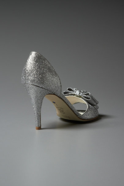Silver Cendrillon d'Orsays | BHLDN