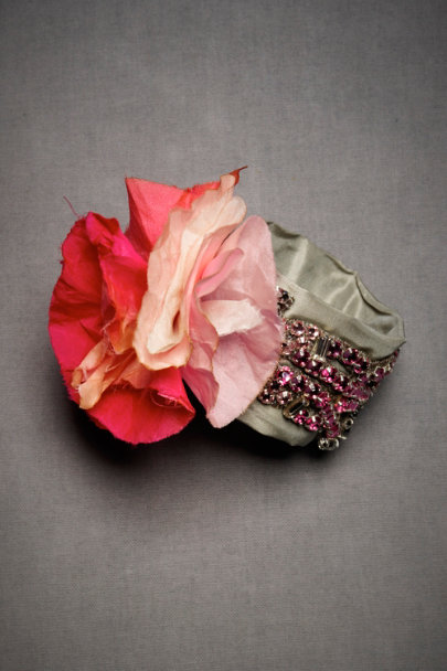 Ranjana Khan Pink Paris in the Springtime Cuff | BHLDN