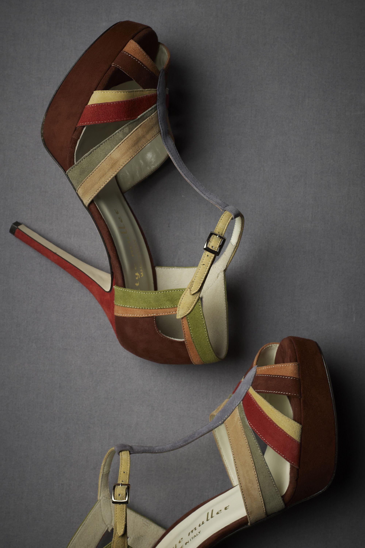 Sangria Heels
