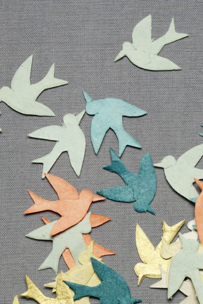 Multi Fly Away Confetti | BHLDN