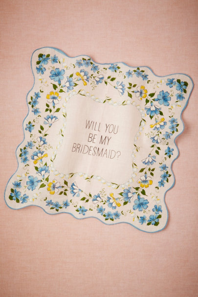 Bird & Banner Multi Bridesmaid Kerchief | BHLDN