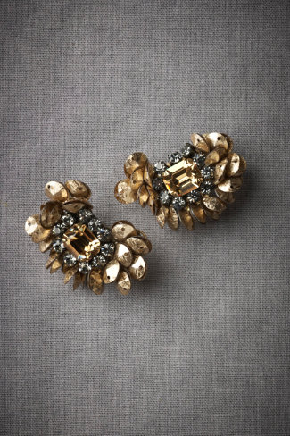 Crackling Embers Earrings