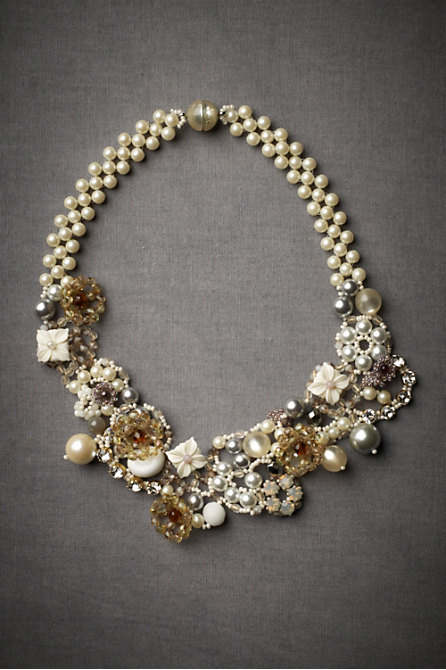 Frozen-In-Time Necklace