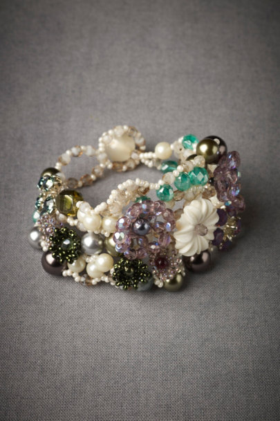 Pearl Frozen-In-Time Cuff | BHLDN