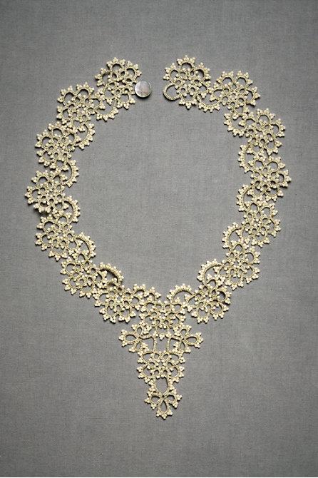 Queen Anne's Lace Necklace