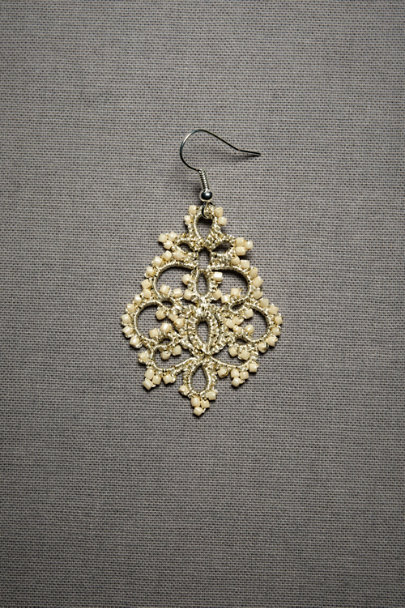 Queen Anne's Lace Earrings