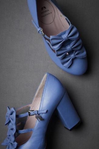 Dauphine Heels