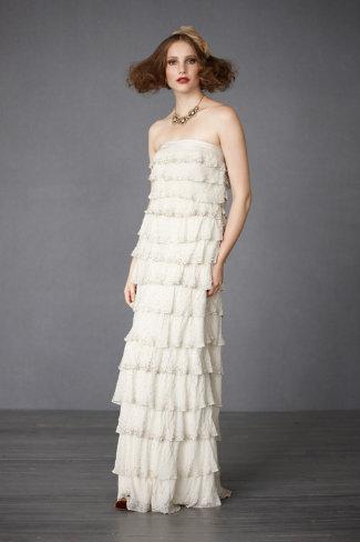 Pointillist Gown