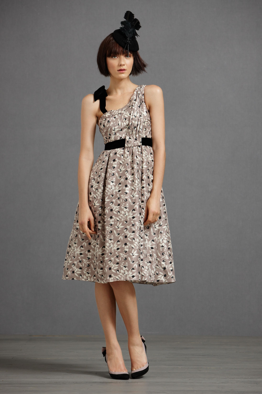 Luxe Ikat Dress