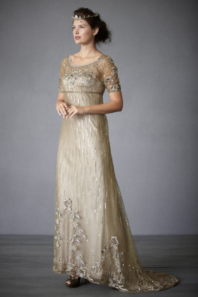 Vintage Fairy Song Gown | BHLDN