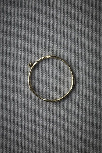 Yellow Gold Brindille Ring | BHLDN