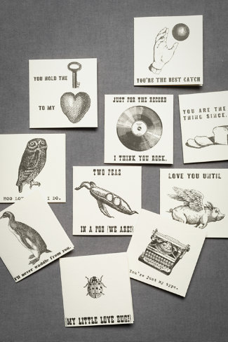 Love Letter Note Cards (10)
