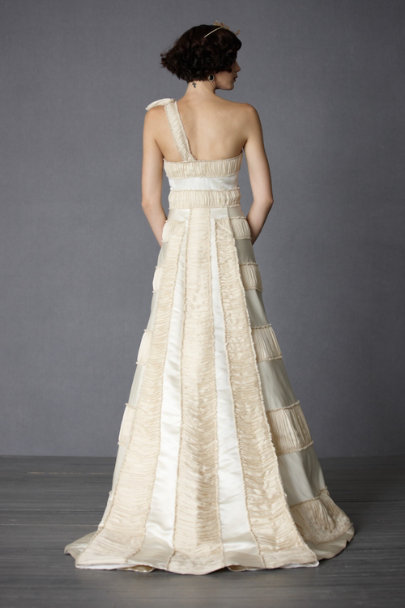 Ivory Crescendo Gown | BHLDN