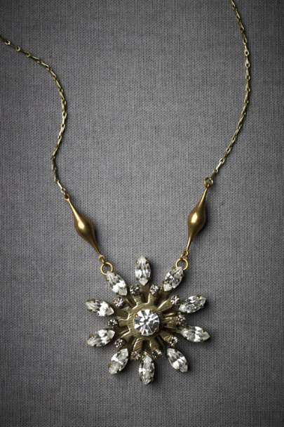 Crystal Starlight Fete Pendant | BHLDN