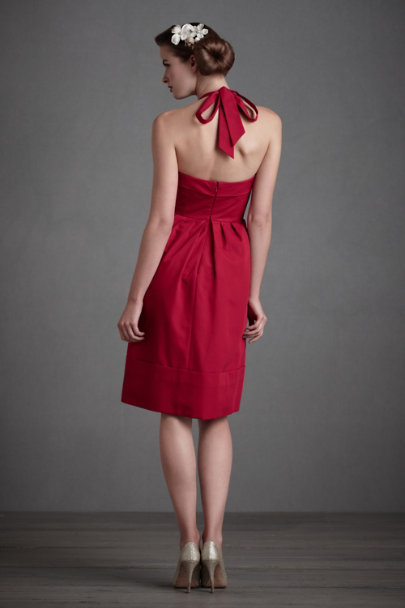 Cranberry Vox Populi Dress | BHLDN