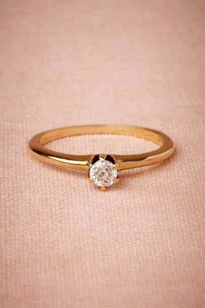 gold Eris Ring | BHLDN