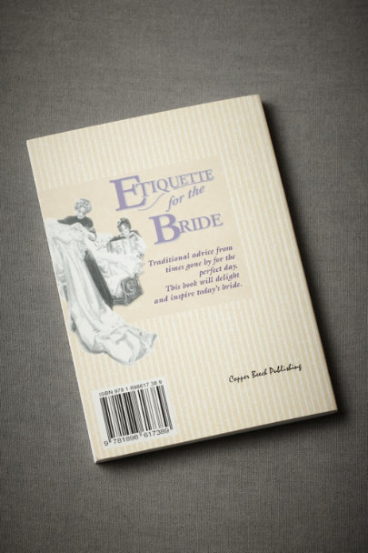 Multi Etiquette For the Bride | BHLDN