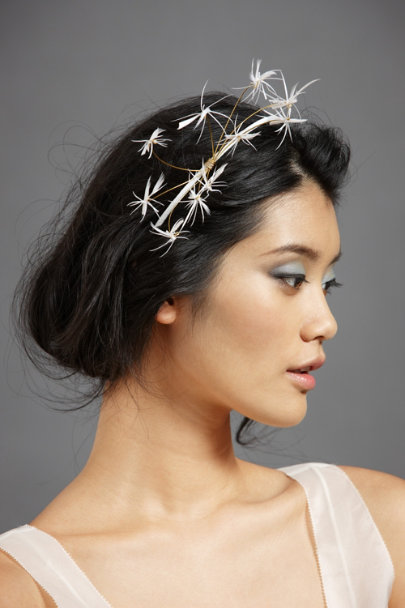 Ivory Slice-Of-The-Heavens Headband | BHLDN