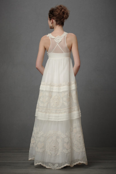 Buttercream Nicosia Gardens Gown | BHLDN