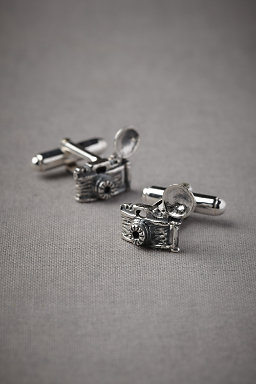 Flashbulb Cufflinks