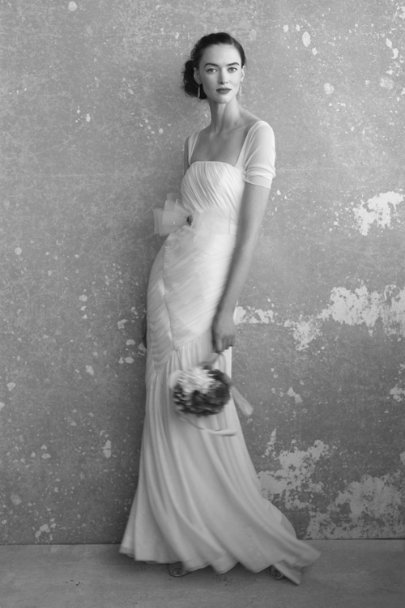 Ivory Softly Billowing Belt | BHLDN