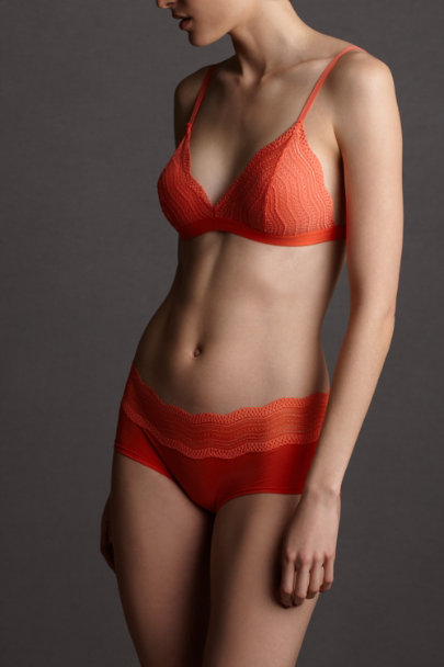 orange Minneola Bra | BHLDN