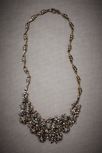 Flickering Festoon Necklace