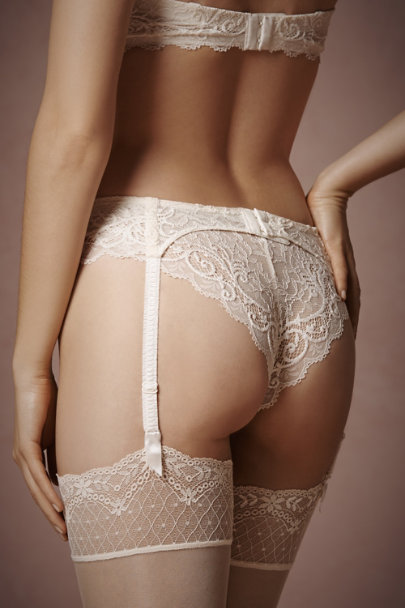 Bienvenue Garter Belt
