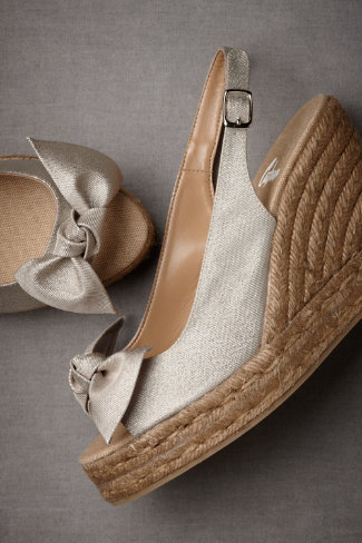 Sunlit Beach Wedges