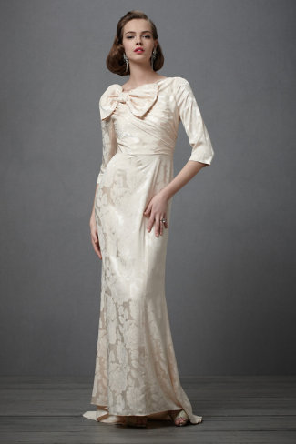 Cassini's Muse Gown