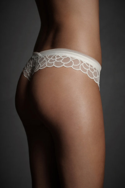 White Camellia Knickers | BHLDN